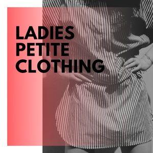 Ladies Petite Clothing